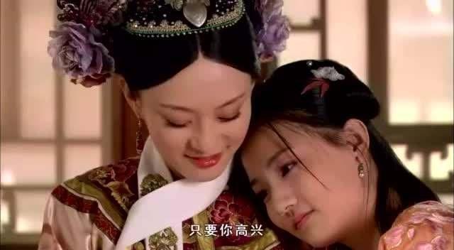 甄嬛傳:滴血認親時,她的出現是甄嬛一定穩贏的原因!