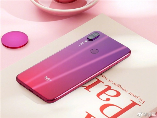 雷军公布红米Redmi独立品牌真机实拍图:高颜值渐变色的照片 - 3