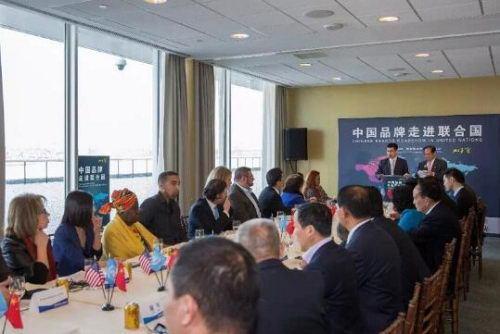 民族医疗品牌 北京国丹白癜风医院走进联合国