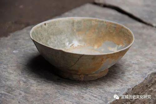泾县琴溪古宣州窑址调查报告(上)  第3张