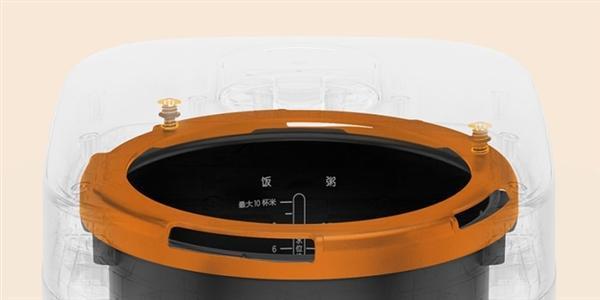 米家电压力锅发布:电磁无极调压 售599元的照片 - 5