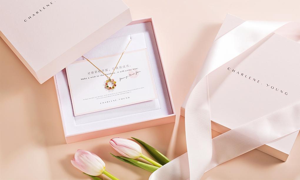 轩灵珠宝Rainbow彩虹节日定制款在小米有品限时开售