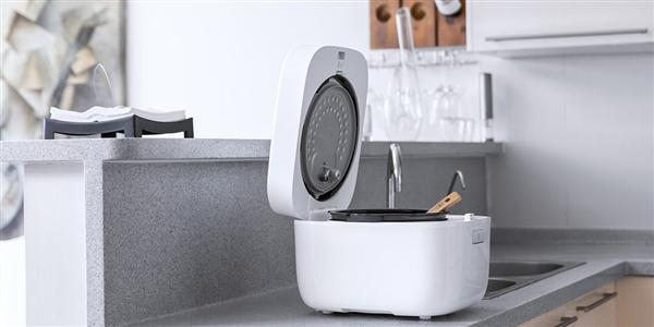 米家电压力锅发布:电磁无极调压 售599元的照片 - 6