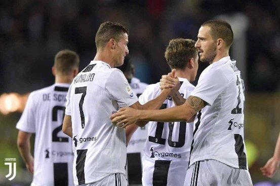 意大利杯1/4决赛对阵出炉 尤文图斯将战亚特兰大