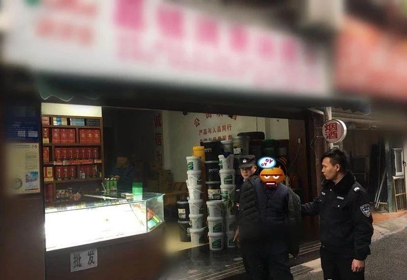 泸州心机男,骗走商户12条烟只为进监狱