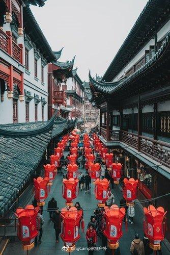 """过年去哪?距北京4小时,这个地方是""""最有年味的小城"""""""