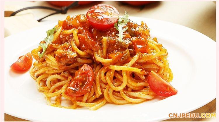 日本留学快手菜:超简单的番茄肉酱意大利面