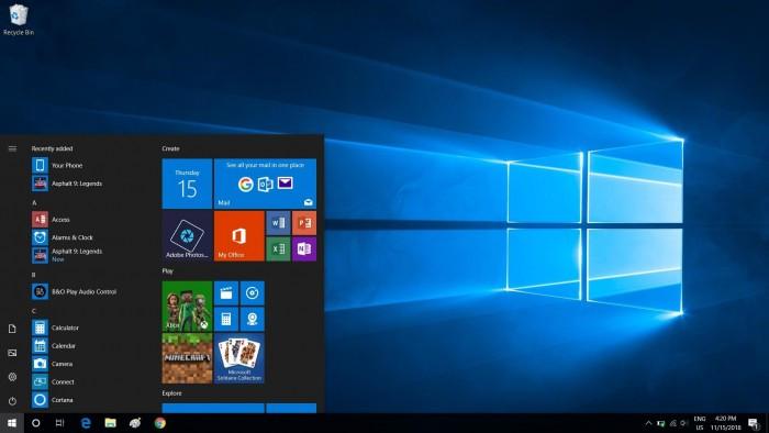 Win10累积更新发布:修复连接Thunderbolt存储蓝屏问题的照片 - 1