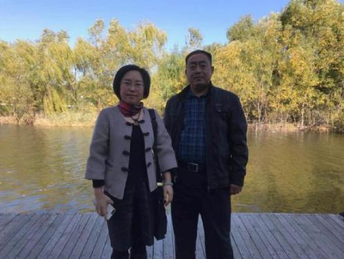 公益在线名家推荐——当代中国书法名家、文字学者曹善华