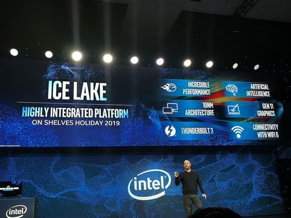 """诱人的""""冰湖"""":Intel打响10nm工艺第一枪的照片 - 2"""