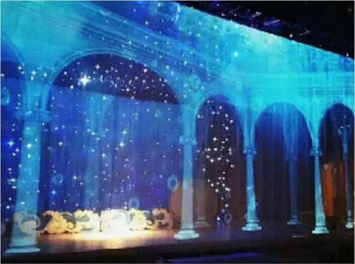 深圳博纳网络科技新年推出3D互动全息游戏