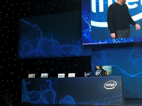 """诱人的""""冰湖"""":Intel打响10nm工艺第一枪的照片 - 6"""
