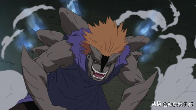 火影忍者:掌握暴走形態的5個人,獲得可怕實力,眼里只有殺戮!