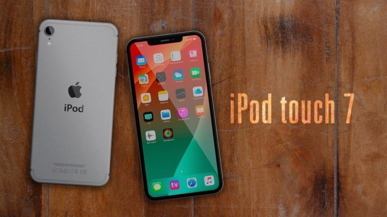iPod touch最新概念:与iPad mini合为一体
