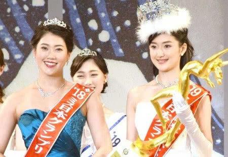 2019日本小姐冠军出炉 网友:越看越像吴京的照片 - 5