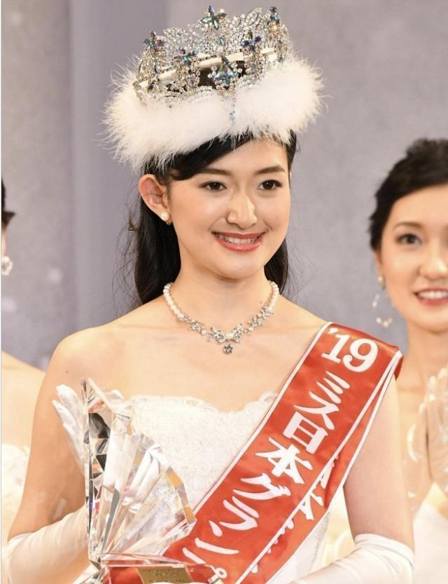 2019日本小姐冠军出炉 网友:越看越像吴京的照片 - 3