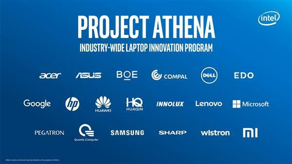 迅驰之后 Intel再造笔记本:全行业一起上的照片 - 3