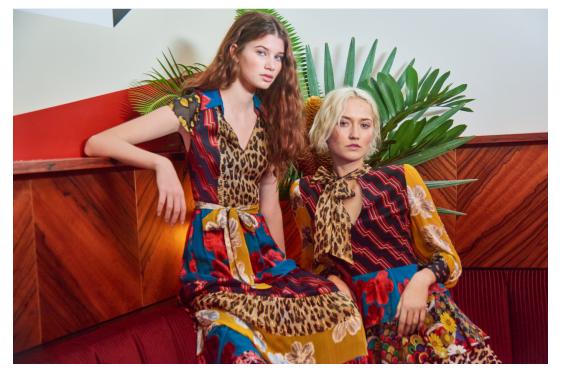 顾客尽是好莱坞一线巨星!表达女性个人风格的独一品牌—alice + olivia