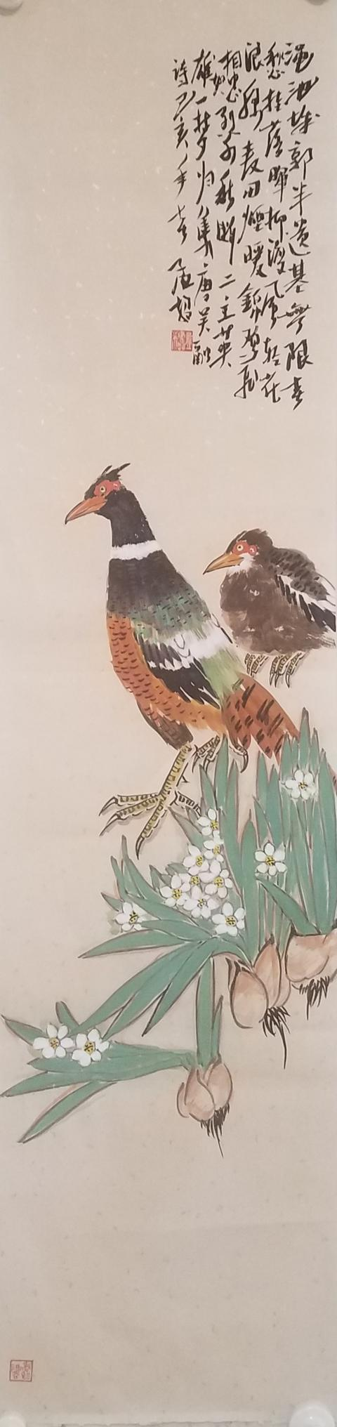 形神兼备 雅俗共赏——品读孟超花鸟画艺术