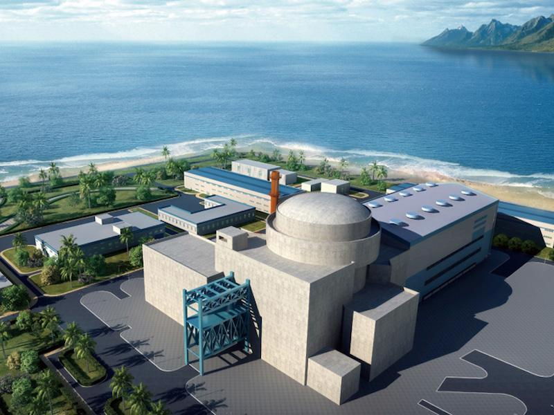 中国核电千亿再爆发,远东智慧系统添动力