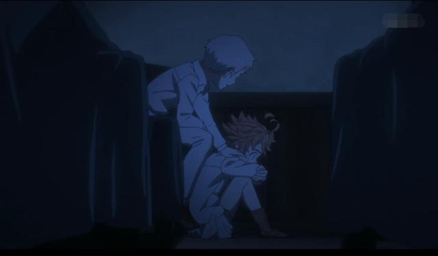 約定的夢幻島:諾曼佈局對孩子們試探,雷慘遭算計,內鬼身份曝光