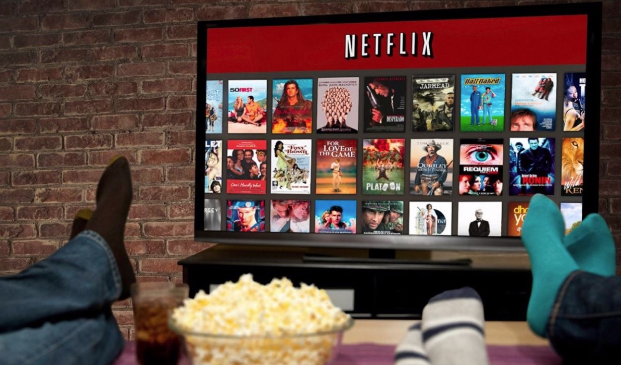 搅局者Netflix