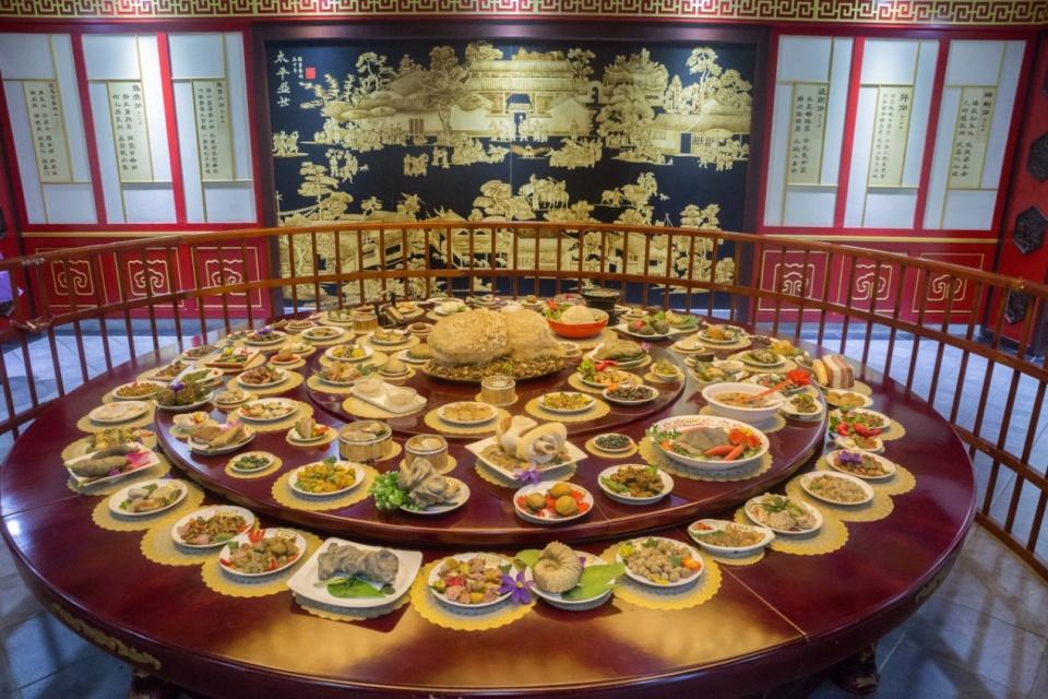古代皇帝最后吃不完的菜都去哪里了...溥仪这样回忆