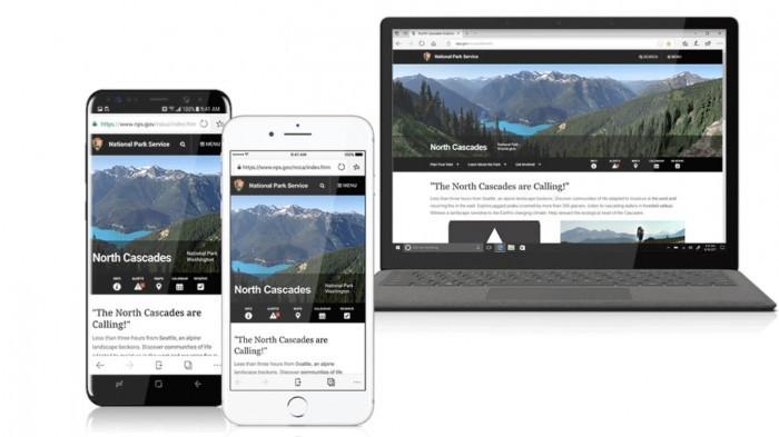 新版Edge发布前 微软正积极向Chromium社区贡献支持的照片 - 1