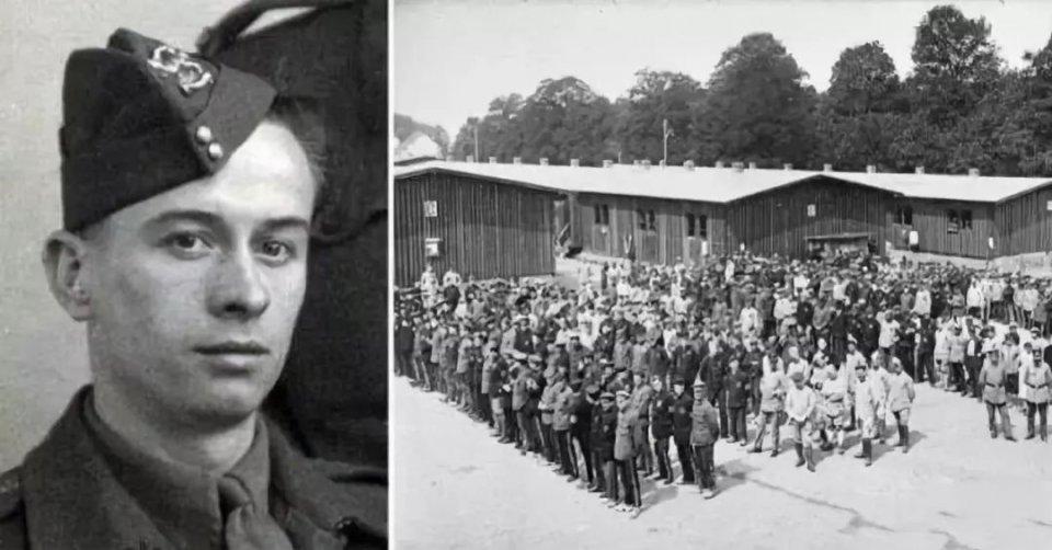 史上最浪漫的越狱!200次逃离纳粹战俘营只为和姑娘约会