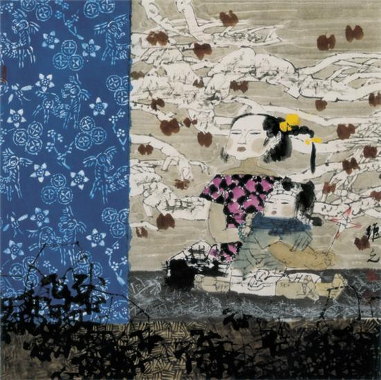 孔维克:乡土怀旧系列组画琐谈