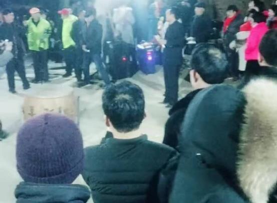 """北芦农民办""""春晚"""" 农村文艺迎新春"""