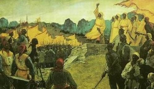 """中国古代专注造反的""""白莲教""""究竟是个什么组织?"""
