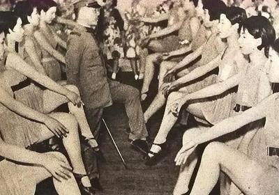 二战期间,日本女性的疯狂程度一点不比鬼子兵差