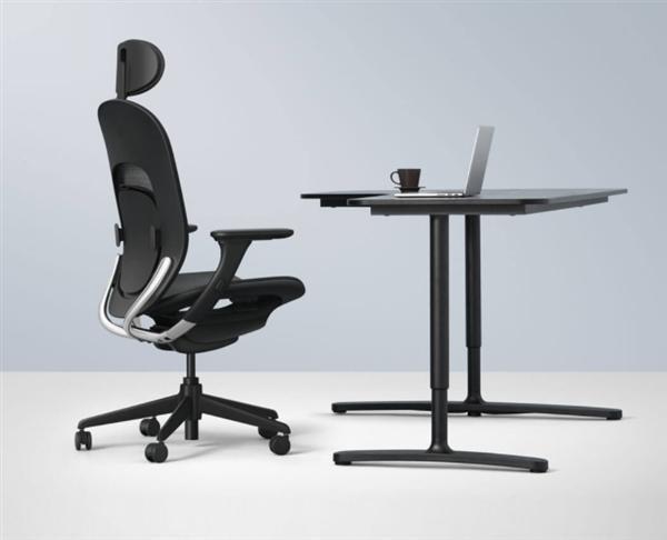 小米米家人体工学椅发布:支持超大仰角