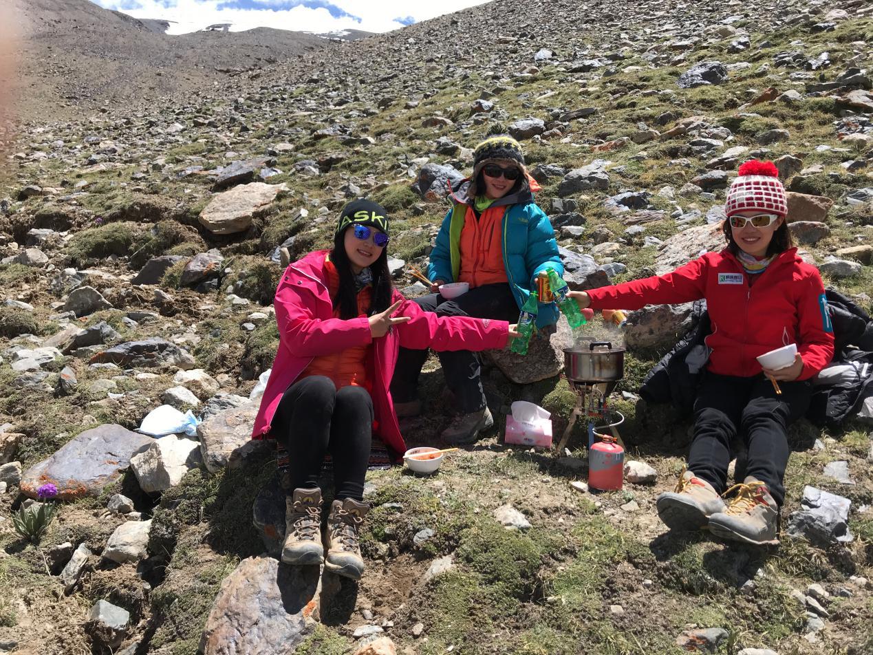 等��一起 | 凯岳女子登山队 征战世界第八高峰 ――梦想女孩Dream Girl 启动计划