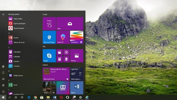19H1功能更新即将发布 微软如何布局Win10后续发展?的照片 - 1