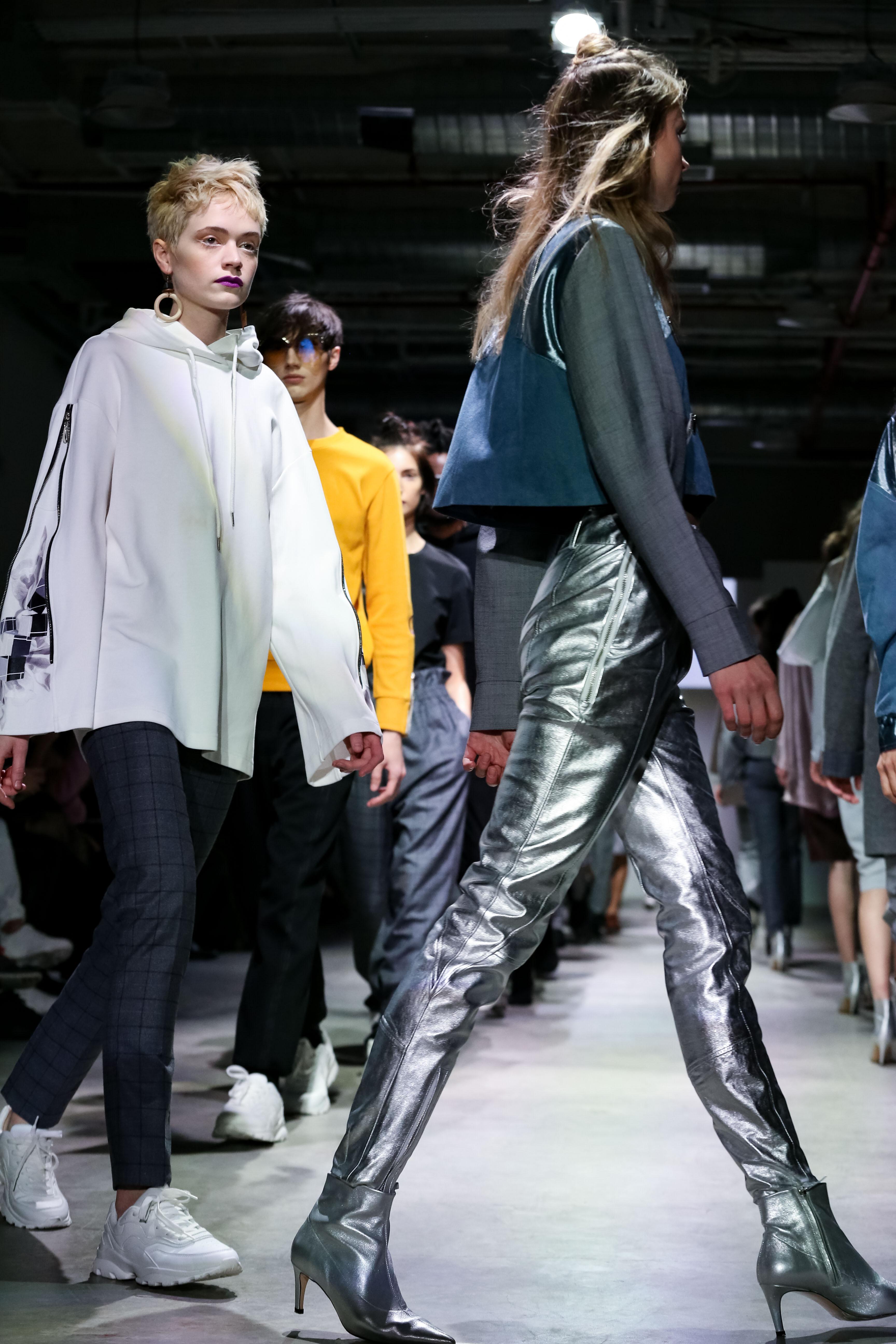 国际时装周的超级现场体验|BM X UNWONTED