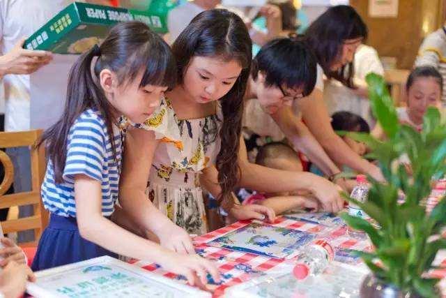 西贝:亲雪茭要期末考试了子绿色训练营 让小朋友成为环保小榜〖样