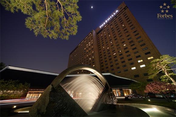 首尔新罗酒店获得2019年《福布斯旅游指南》五星酒店殊荣