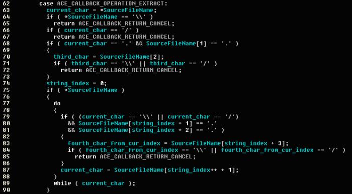 WinRAR被曝严重安全漏洞 5亿用户受影响的照片 - 13