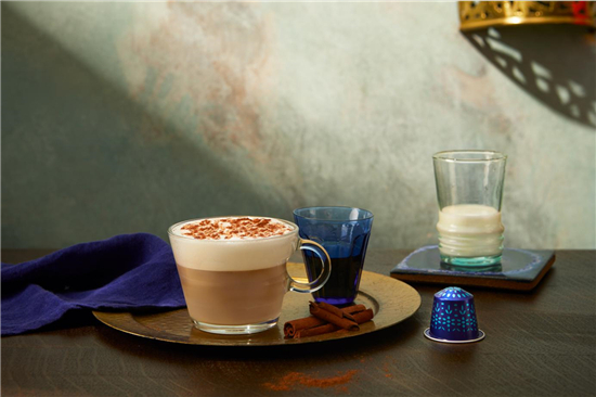 Nespresso以威尼斯和伊斯坦布尔为灵感推出全新限量版咖啡