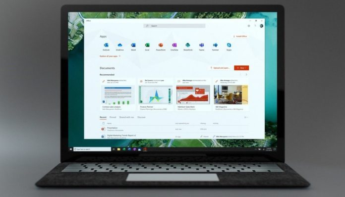全新Office应用正式上线 挣钱棋牌游戏官网已面向所有PC用户推广