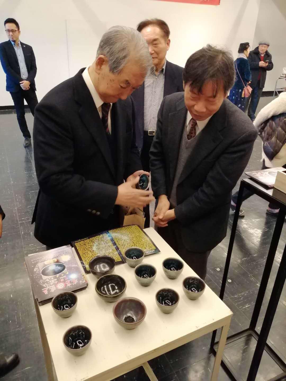 星际宋盏:中国建窑建盏受邀到日本文化交流