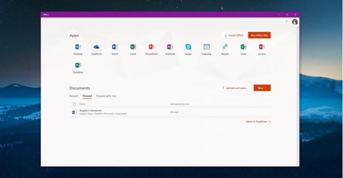 微软新推出的Win10 Office应用上手体验的照片 - 5