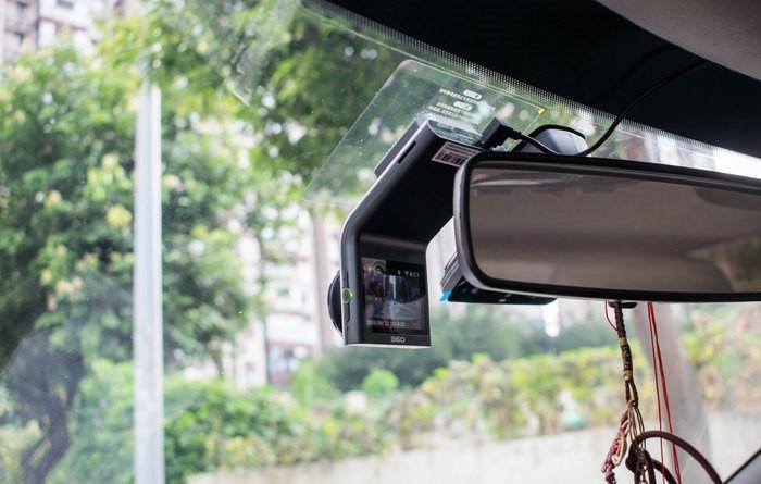 聚推荐上手评测:360行车记录仪G300P