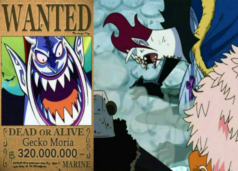原創海賊王:黑胡子為什么不奪取莫利亞的影影果實,還要邀請他加入?