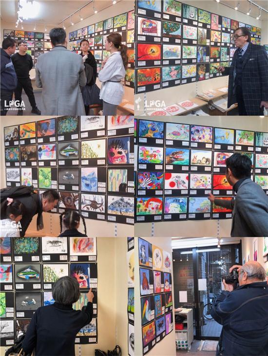 2019(LPGA)自然&生命日中国际儿童艺术展