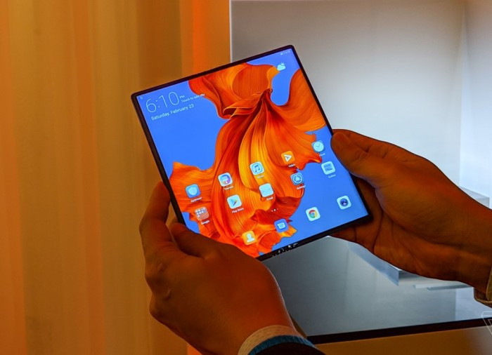 Huawei Mate X 真机图赏与简评:约合1.75万人民币的照片 - 7