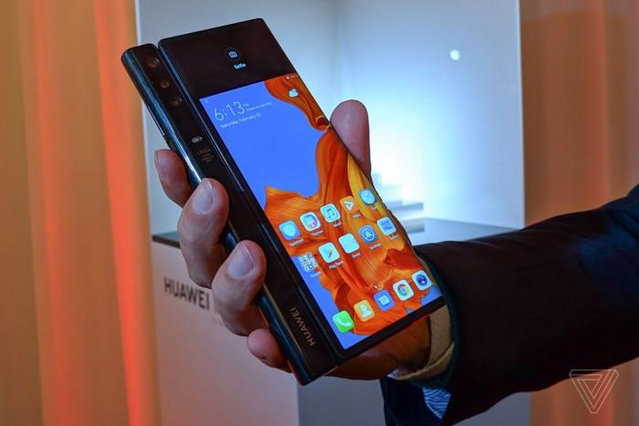 Huawei Mate X 真机图赏与简评:约合1.75万人民币的照片 - 22