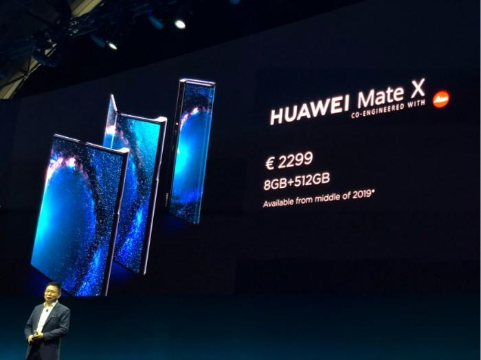 Huawei Mate X 真机图赏与简评:约合1.75万人民币的照片 - 5